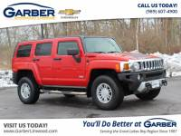 Pre-Owned 2009 HUMMER H3 SUV SUV 4WD