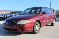 2002 KIA Spectra LS Sedan