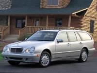 2001 Mercedes-Benz E-Class E 320 4matic®
