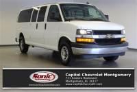 2017 Chevrolet Express 3500 LT RWD 3500 155 w/1 Van Extended Passenger Van in Montgomery