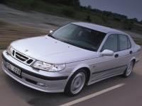 2001 Saab 9-5 SE Sedan