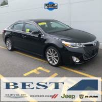 PRE-OWNED 2014 TOYOTA AVALON XLE TOURING FWD 4D SEDAN