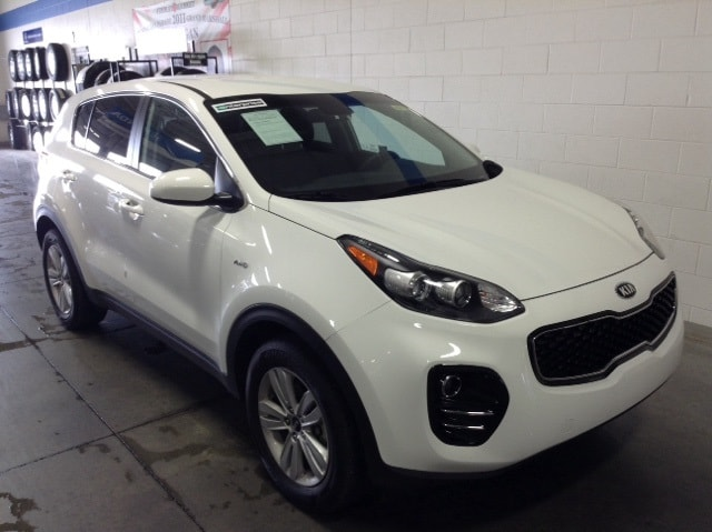 Photo Used 2018 Kia Sportage For Sale in Monroe OH
