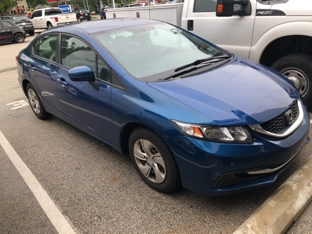 Photo Used 2014 Honda Civic LX Sedan I4 SOHC 16V i-VTEC For Sale Phoenixville, PA
