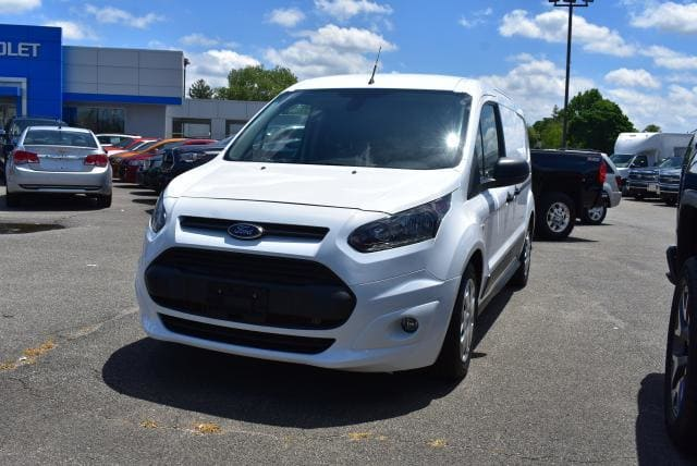 Photo Used 2015 Ford Transit Connect XLT Van For Sale on Long Island, New York