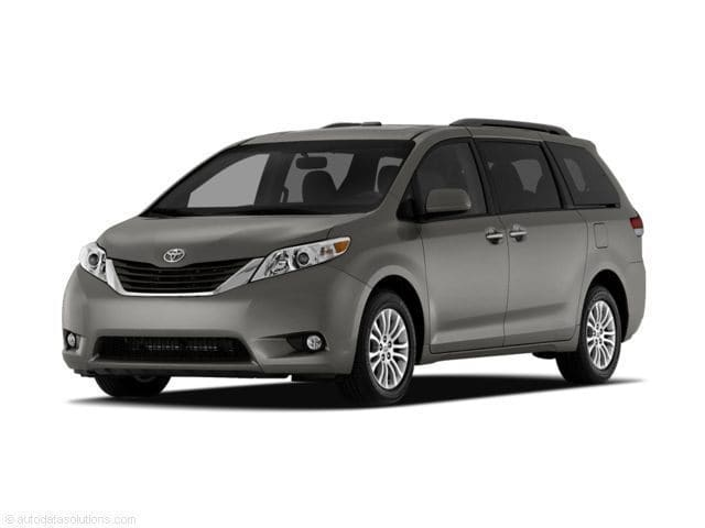Photo Used 2011 Toyota Sienna Base Van Front-wheel Drive in Chico, CA