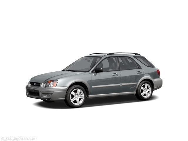 Photo 2005 Subaru Impreza Outback Sport Wagon AWD For Sale in Springfield Missouri