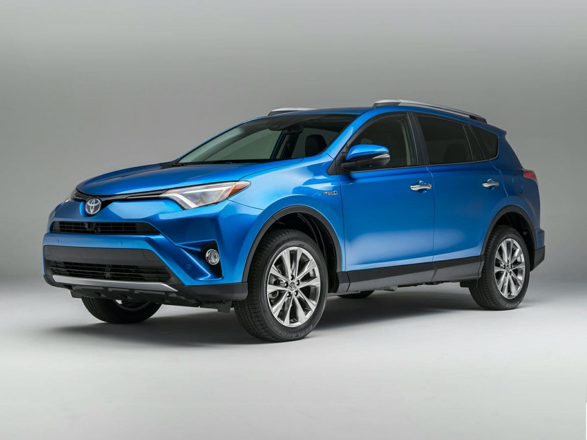 Photo Pre-Owned 2016 Toyota RAV4 Hybrid XLE SUV For Sale  Raleigh NC
