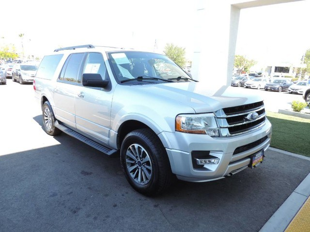 Photo 2017 Ford Expedition EL XLT 4x4 SUV in Lancaster, CA