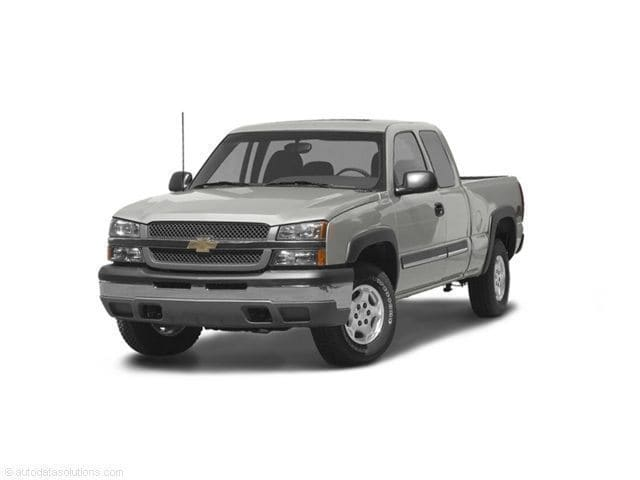 Photo 2004 Chevrolet Silverado 1500 Truck Extended Cab