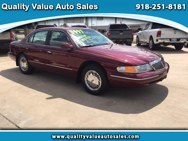 Photo 1997 Lincoln Continental Luxury Appearance