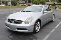 2003 Infiniti G35 Coupe with Leather 5-Speed Automatic