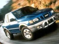 2001 Isuzu Rodeo LS GA
