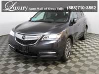 2014 Acura MDX SH-AWD with Technology Package SUV in Sioux Falls, SD