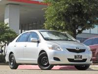 2012 Toyota Yaris Base Sedan Front-wheel Drive 4-door