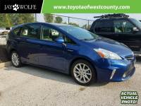 Certified Pre-Owned 2012 TOYOTA PRIUS V 5DR WGN FIVE Front Wheel Drive Wagon