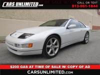 1996 Nissan 300ZX T-Roof coupe