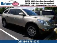 Used 2012 Buick Enclave Leather in Daytona Beach, FL