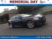 2015 BMW 5-Series 535I ~ L@@K ~ 1 CA Owner ~ M Sport PKG ~ We Financ