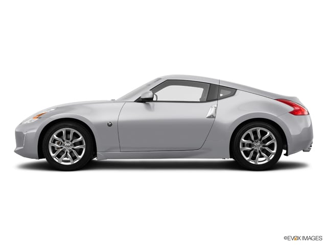 Photo Used 2014 Nissan 370Z Coupe for Sale in Fresno, CA