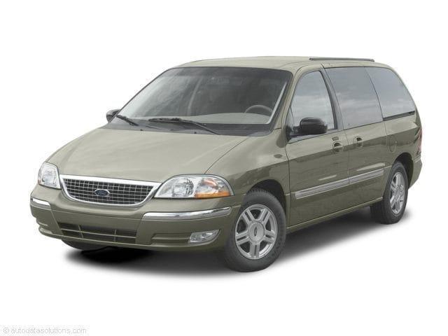 Photo 2003 Ford Windstar Wagon LX GA