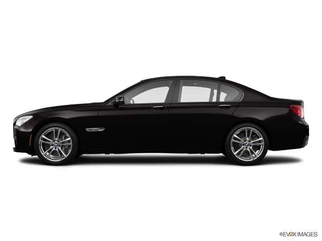 Photo 2014 Certified Used BMW 7 Series Sedan Black Sapphire For Sale Manchester NH  Nashua  StockMP2517