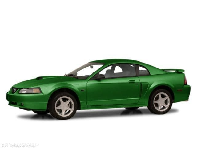 Photo Pre-Owned 2001 Ford Mustang GT in Schaumburg, IL, Near Palatine