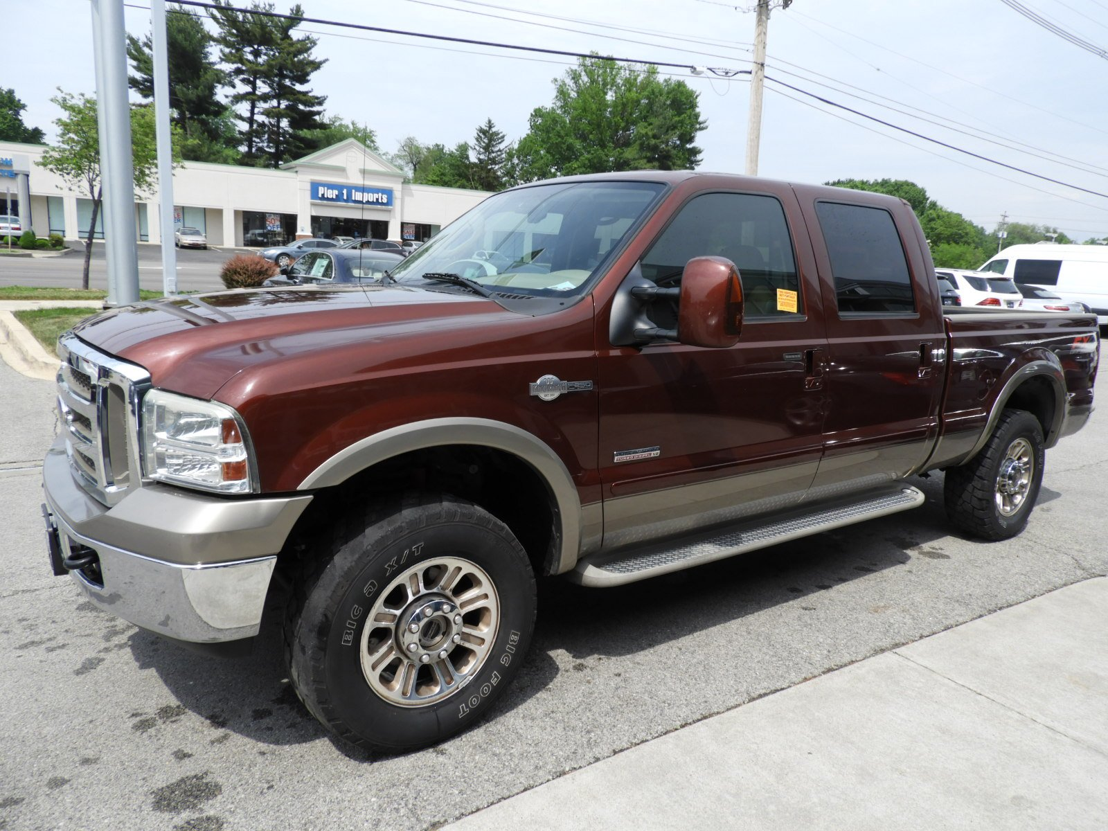 Photo Pre-Owned 2007 Ford SD King Ranch Super Duty F-250