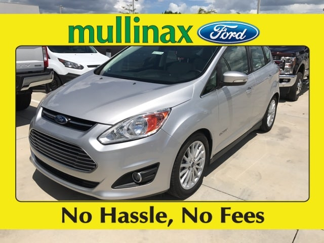 Photo Used 2015 Ford C-Max Hybrid SEL W Leather, Technology Package, Power Liftgate Hatchback I-4 cyl in Kissimmee, FL