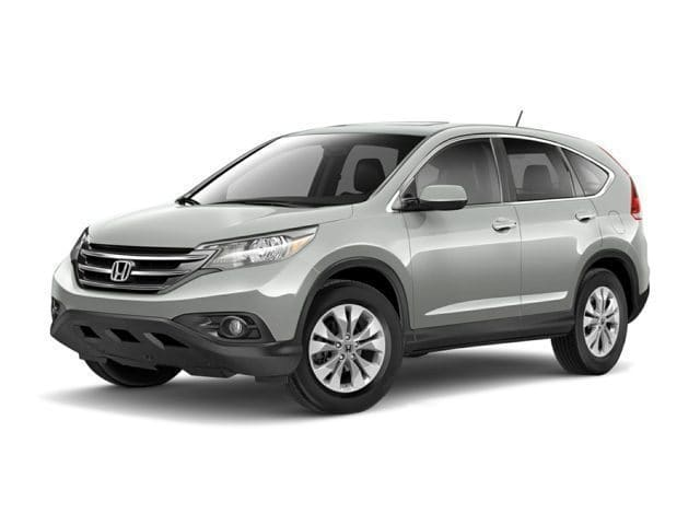 Photo Used 2012 Honda CR-V EX for Sale in Clearwater near Tampa, FL