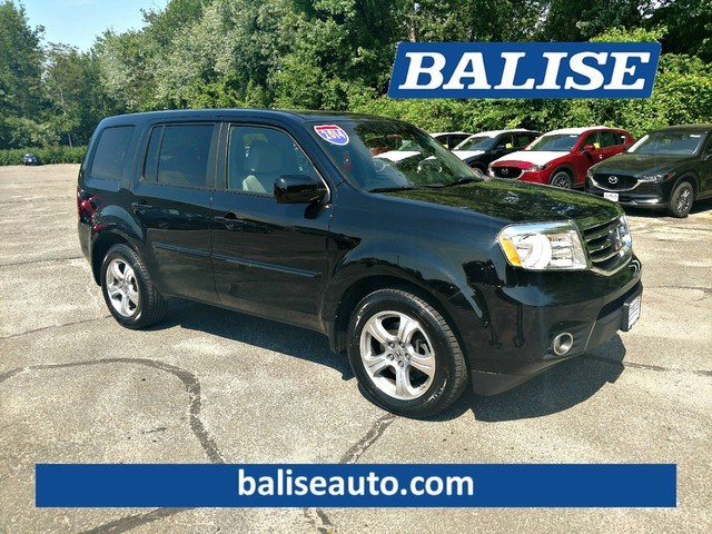 Photo Used 2014 Honda Pilot EX for Sale in West Springfield, MA