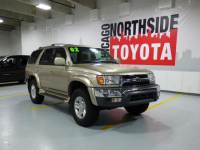 Used 2002 Toyota 4Runner 4dr SR5 3.4L Auto 4WD For Sale Chicago, IL