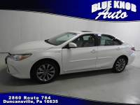 2017 Toyota Camry Hybrid XLE Sedan in Duncansville | Serving Altoona, Ebensburg, Huntingdon, and Hollidaysburg PA
