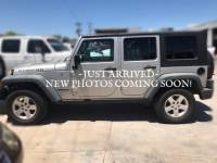 PRE-OWNED 2007 JEEP WRANGLER 4WD 4DR UNLIMITED RUBICON 4WD