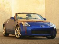 2005 Nissan 350Z Enthusiast Convertible for sale in Savannah