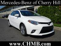 Pre-Owned 2014 Toyota Corolla LE Plus Front Wheel Drive 4dr Car