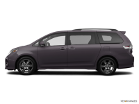 Used 2015 Toyota Sienna 5dr 7-Pass Van LE AAS FWD