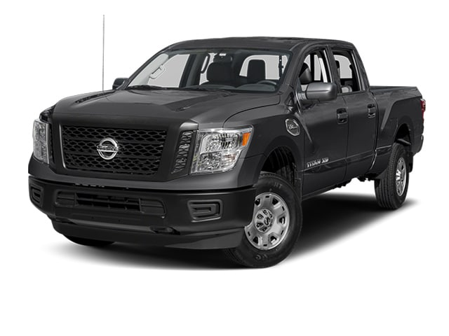 Photo Used 2017 Nissan Titan SL Truck in Dublin, CA