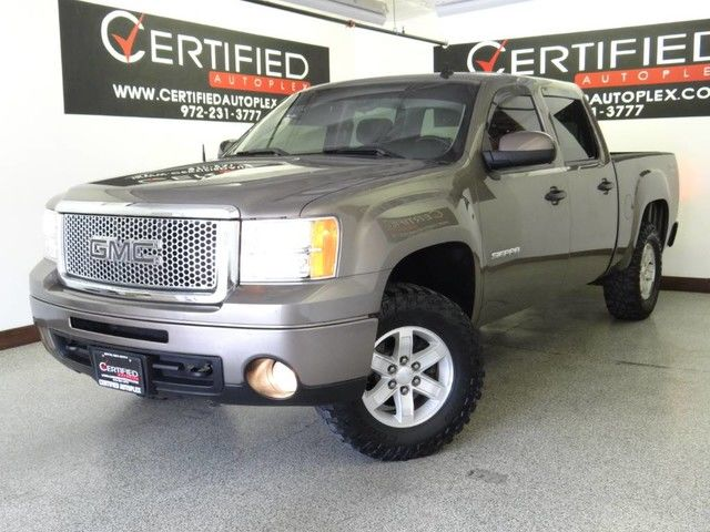 Photo 2013 GMC Sierra 1500 SLE CREW CAB 4WD Z71 BACK UP CAMERA OFF ROAD TIRES DRIVER POWER SEAT