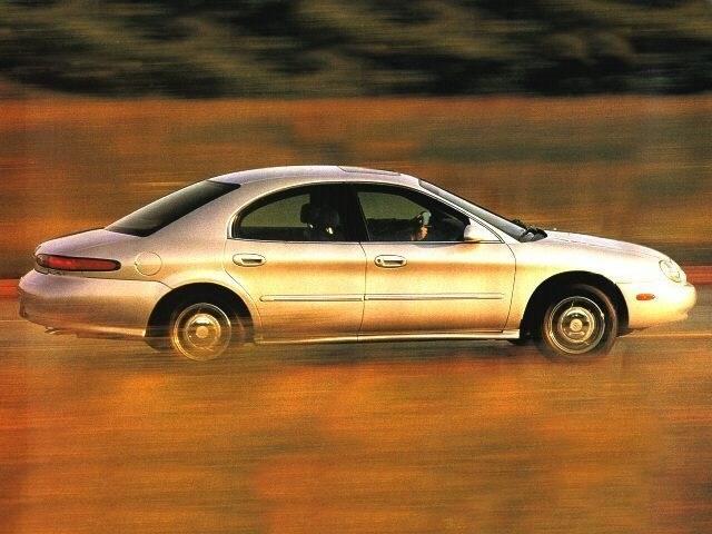 Photo 1996 Mercury Sable GS Sedan