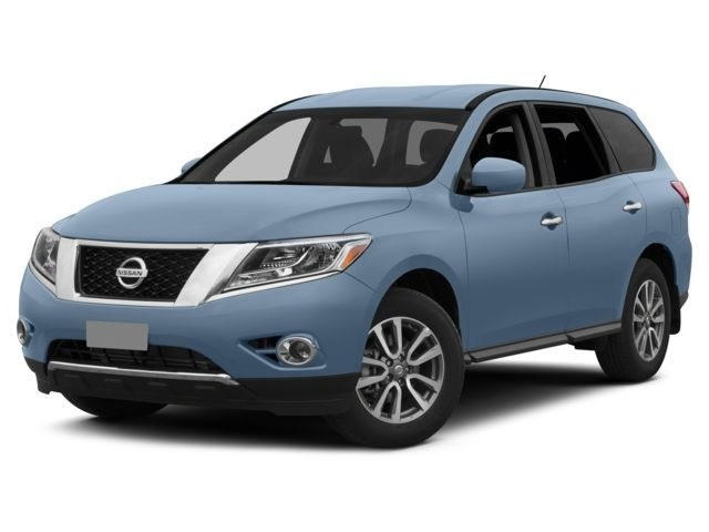 Photo 2015 Nissan Pathfinder SV SUV serving Bossier City and Shreveport