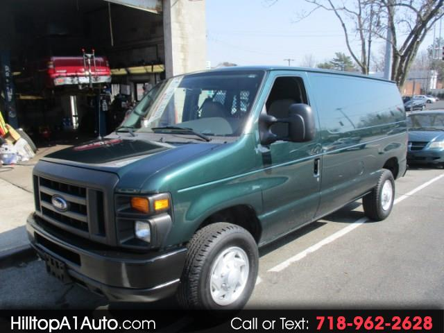 Photo 2008 Ford Econoline Vans E150 HD Green  57K