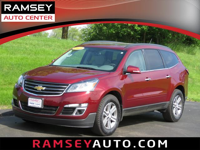Photo Used 2015 Chevrolet Traverse AWD LT w2LT For Sale near Des Moines, IA
