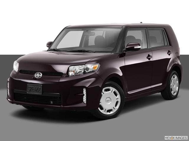 Photo Used 2013 Scion xB Wagon For Sale in Fayetteville, AR