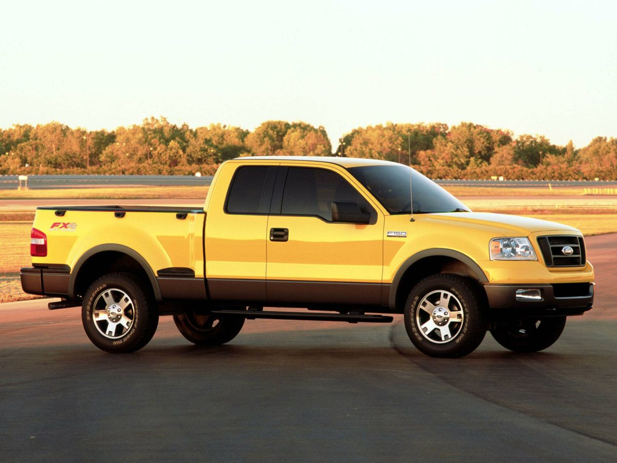 Photo Pre-Owned 2006 Ford F-150 Truck Super Cab For Sale  Raleigh NC