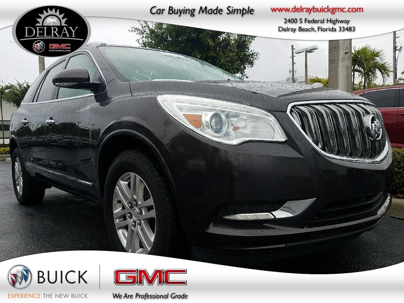Photo Pre-Owned 2015 BUICK ENCLAVE CONVENIENCE Front Wheel Drive Sport Utility Vehicle