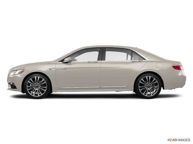 Photo 2017 Lincoln Continental Reserve Sedan
