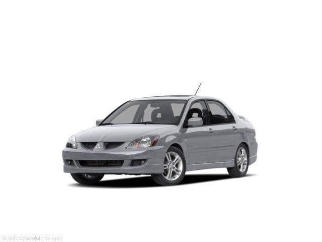 Photo Used 2005 Mitsubishi Lancer 4dr Sdn OZ-Rally Auto for Sale in Temecula
