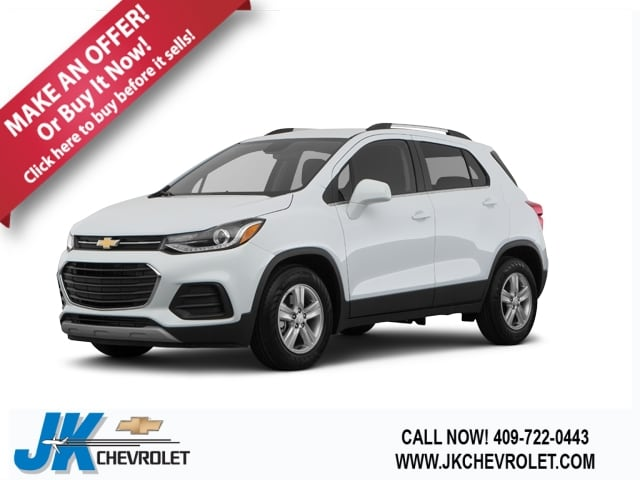 Photo Used 2018 Chevrolet Trax LT For Sale Nederland, TX