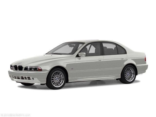 Photo 2002 BMW 530iA Sedan